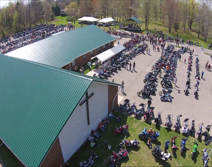 19th Annual Blessing of the Bikers
