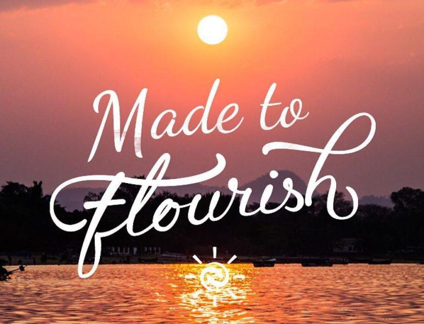 Flourishing in Your Spiritual Walk with God.