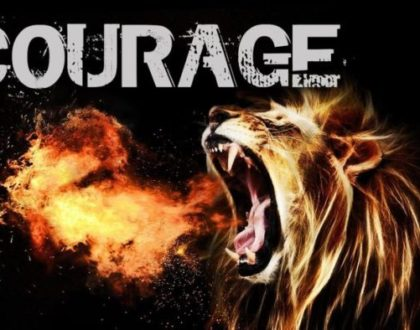 Being of Good Courage