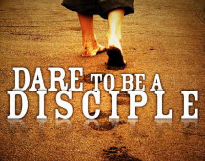 God Is Looking For Dedicated Disciples