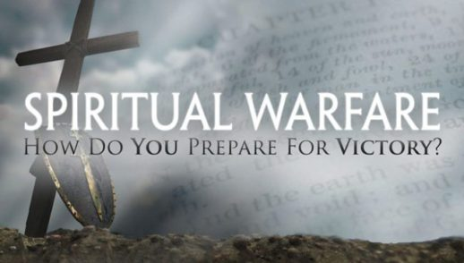 Dealing with Spiritual Warfare.