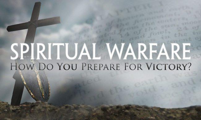 Dealing with Spiritual Warfare.
