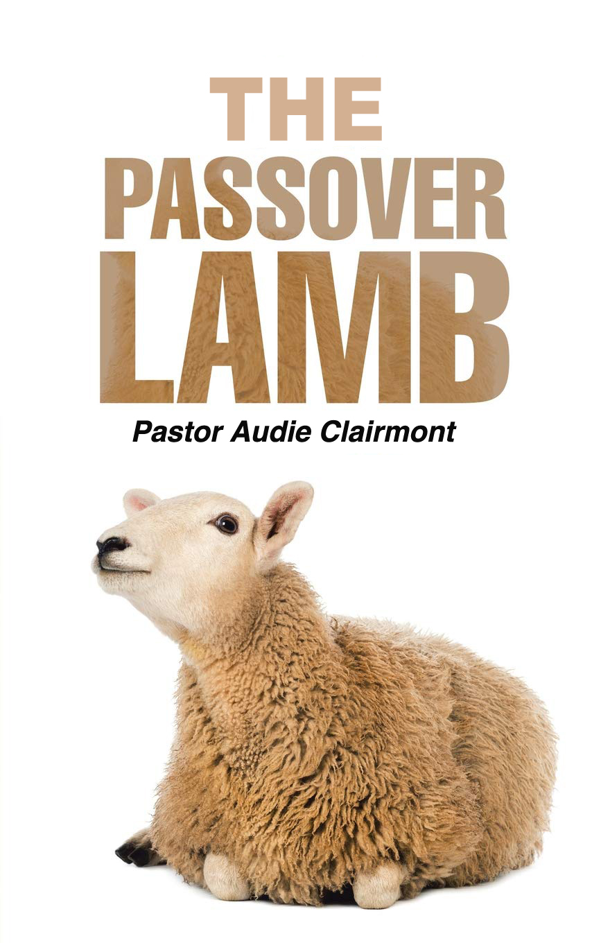 The Passover Lamb.