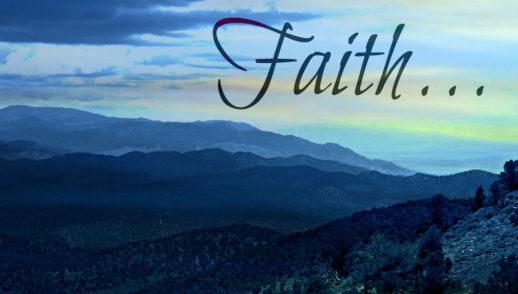 Faith Is... Now Part 1