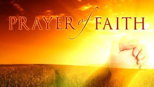 Releasing the Prayer of Faith