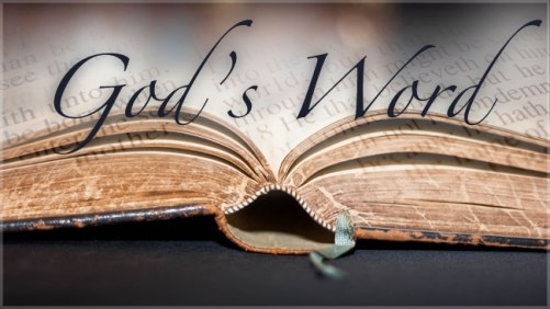 Why You Can Depend On God's Word