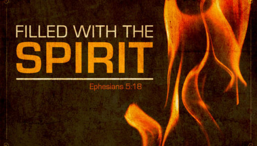 Be Filled with the Spirit.