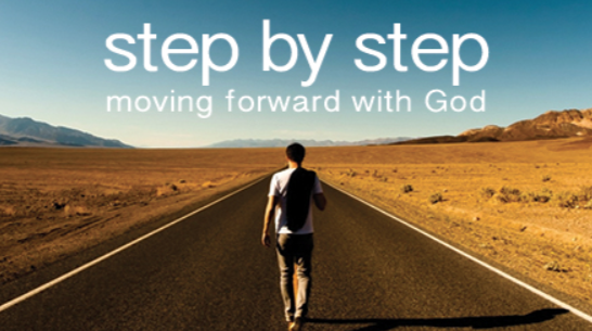 Staying In Step With God