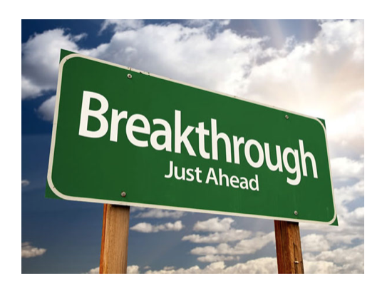 God is Giving You The Breakthrough