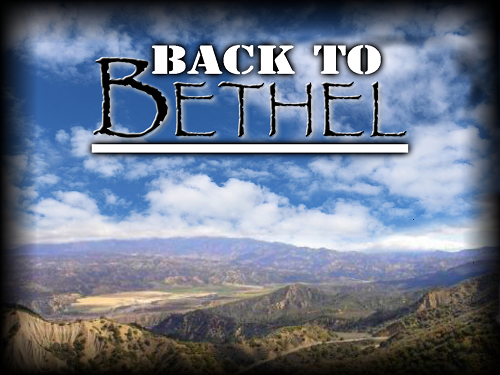 Getting Back To Bethel P1