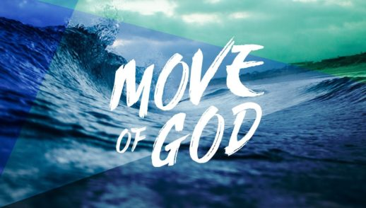 It's Time To Move With God