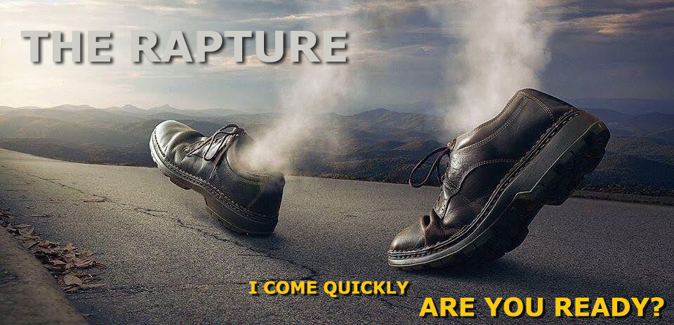 Are You Ready To Be Raptured -P1