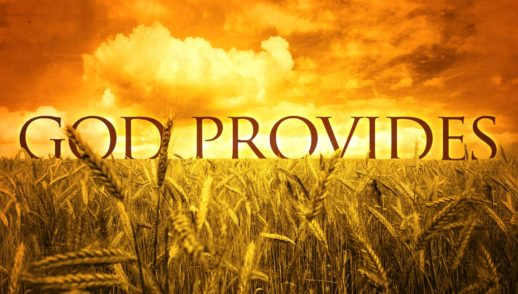 God Provides For Our Lives
