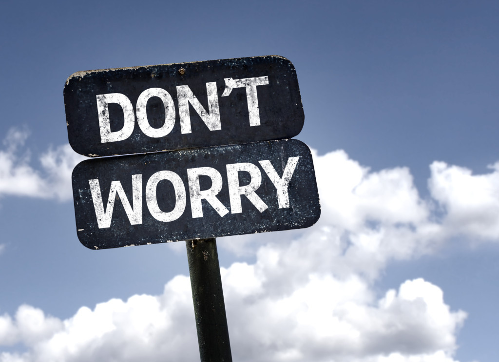 Don't Allow Worry To Control Your Life