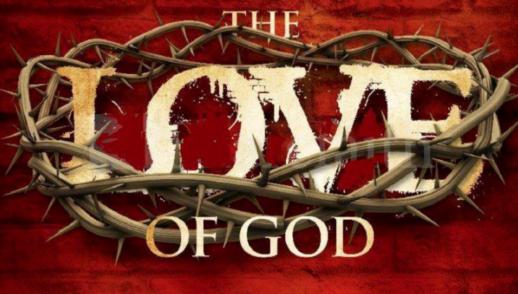 The Supernatural Love Of God
