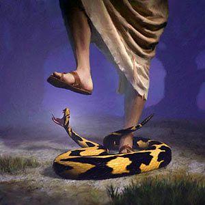 Crushing Satan Under Our Feet
